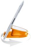 Suport rotativ pentru iPad/tableta/iPhone/smartphone Complete WOW Leitz portocaliu metalizat
