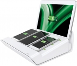 Incarcator multifunctional XL pentru echipamente mobile Complete Leitz alb