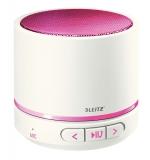 Mini-difuzor portabil cu bluetooth WOW Leitz roz metalizat