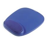 Mouse Pad Gel cu suport albastru pentru incheietura integrat, Kensington