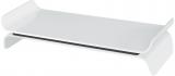 Suport ergonomic Ergo WOW, pentru monitor, ajustabil, Leitz negru