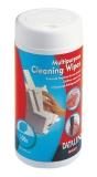 Servetele curatare pentru suprafete plastic Esselte
