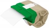 Etichete continue din plastic Leitz Icon 88 mm alb