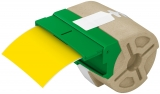 Etichete continue din plastic Leitz Icon 88 mm galben