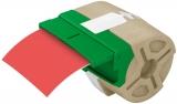 Etichete continue din plastic Leitz Icon 88 mm rosu