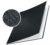 Coperti pentru aparat impressBIND carton plastifiat 17.5 mm 10 buc/set Leitz