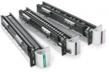 Cutite de perforare LooseLeaf Combo, model 3-5-7/2-4, 34 coli, pentru Magnapunch™ Pro GBC