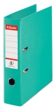 Biblioraft No1 Power, PP/PP, A4, 75 mm, menta, Esselte