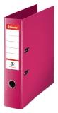 Biblioraft A4 75 mm Standard Esselte No.1 Power fuchsia