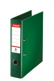 Biblioraft No1 Power, PP/PP, A4, 75 mm, verde, Esselte