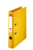 Biblioraft No1 Power, PP/PP, A4, 50 mm, galben, Esselte
