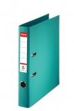 Biblioraft No1 Power, PP/PP, A4, 50 mm, turcoaz, Esselte