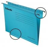 Dosar suspendabil Classic, A4, Esselte albastru