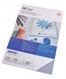 Coperta PVC 240 microni A4 transparent 100 buc/set GBC