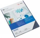 Coperta PVC 300 microni A4 transparent 100 buc/set GBC