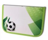 Penar echipat 50 piese verde Fotbal EberhardFaber