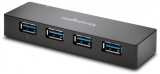 Hub 4 porturi USB 3.0 + Charging Kensington