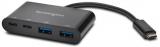 Hub 4 porturi USB-C CH1000 Kensington