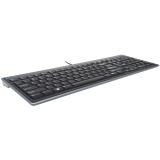 Tastatura Advance Fit subtire completa Kensington