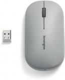 Mouse Dual Wireless SureTrack, dimensiune medie, culoare gri, Kensington
