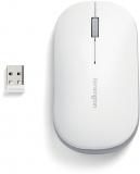 Mouse Dual Wireless SureTrack, dimensiune medie, culoare alb, Kensington