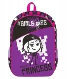 Ghiozdan Girl Boss Emoji Pigna