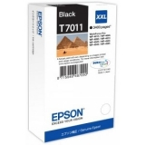 Cartus Black C13T70114010 3,4K 63Ml Original Epson Workforce Pro 4000