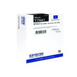 Cartus Black Size L C13T756140 2,5K Original Epson Workforce Pro Wf-8010Dw