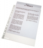 Folii de protectie A4 standard 100/set Esselte 35 microni