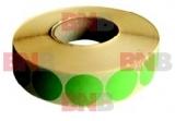 Etichete rotunde 35 mm 4000 bucati/rola