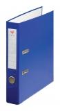 Biblioraft A4 50 mm plastifiat EXTE albastru