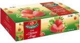 Ceai capsuni si fragi 100 plicuri/cutie Aromfruct Fares