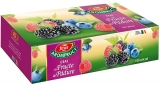 Ceai fructe de padure 100 plicuri/cutie Aromafruct Fares