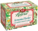Ceai Armonia florilor 20 plicuri/cutie Natural Fares