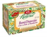 Ceai Buna Dispozitie 20 plicuri/cutie Natural Fares