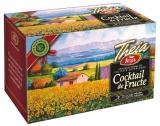 Ceai Cocktail de fructe 20 plicuri/cutie Theia Fares