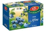 Ceai afine 20 de plicuri/cutie Aromfruct Fares