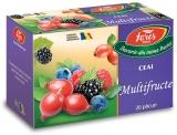 Ceai Multifructe 20 plicuri/cutie Fares