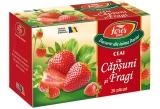 Ceai capsuni si fragi 20 plicuri/cutie Aromfruct Fares