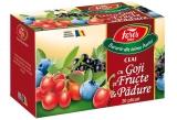 Ceai goji fructe de padure 20 plicuri/cutie Aromfruct Fares