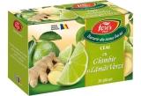 Ceai ghimbir si lamai verzi 20 plicuri/cutie Aromfruct Fares