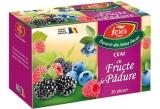 Ceai fructe de padure 20 plicuri/cutie Aromfruct Fares