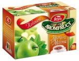 Ceai mere verzi si melissa 20 plicuri/cutie Aromfruct Fares