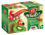 Ceai kiwi si guarana 20 plicuri/cutie Aromfruct Fares