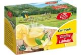 Ceai verde cu lamaie si vanilie 20 plicuri/cutie Ceaiurile lumii Fares