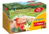 Ceai natural din 7 Plante 20 plicuri/cutie Ceaiurile lumii Fares