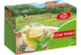 Ceai verde 20 plicuri/cutie Ceaiurile Lumii Fares