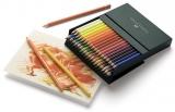 Creioane colorate Polychromos, cutie Studio, 36 culori/set Faber-Castell