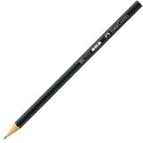 Creion grafit 2B fara guma 1111 Faber-Castell