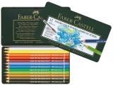 Creioane colorate Acuarela A.Durer 12 culori/set Faber-Castell